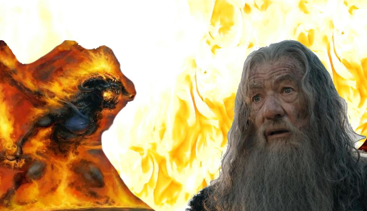 Le Seigneur des anneaux – Le duel