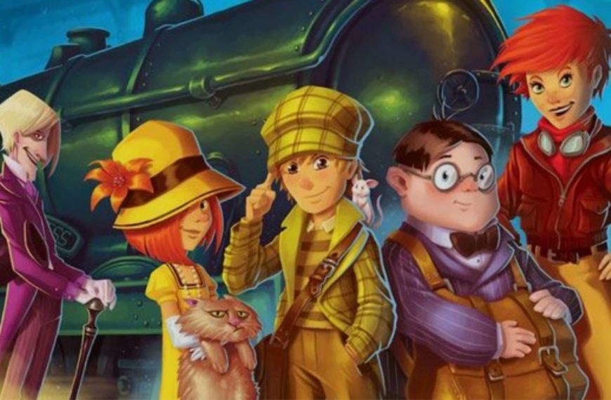 Les aventuriers du rail – Mon premier voyage